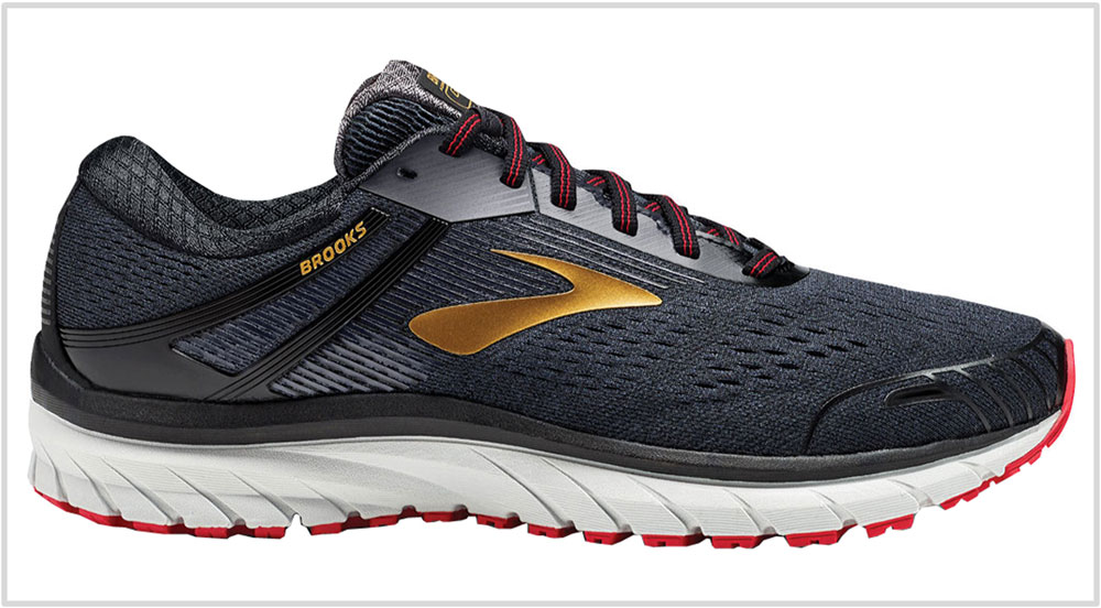 aad243cafc5 Brooks Adrenaline GTS 18 Review – Solereview