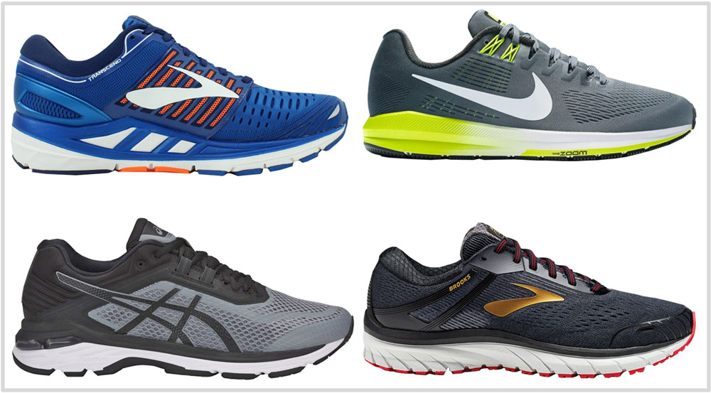Best running shoes for flat feet – 2018