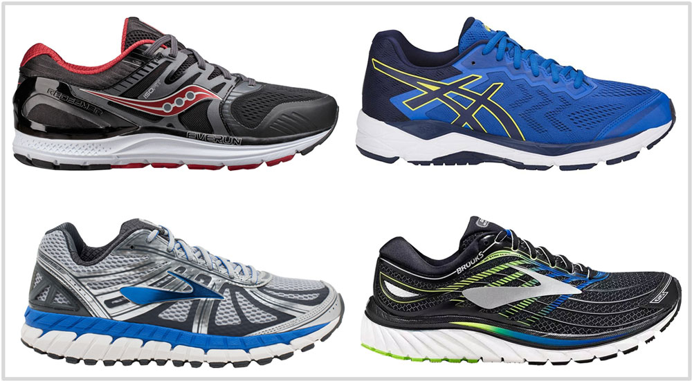 Best running shoes for heavy runners – 2018