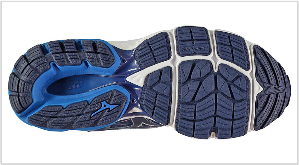 Mizuno_Wave_Inspire_14_outsole