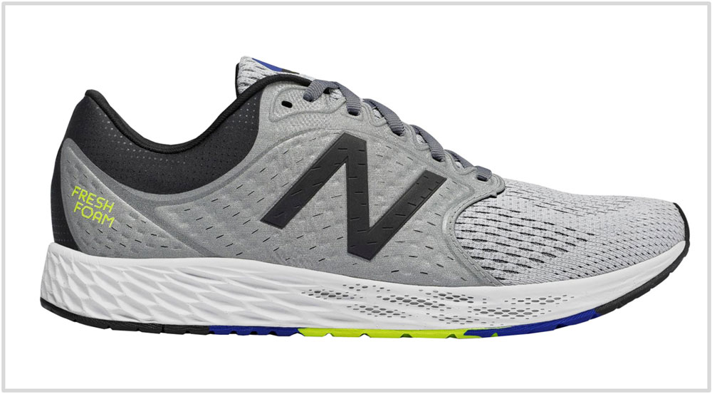 New Balance Fresh Foam Zante V4 Review - Solereview