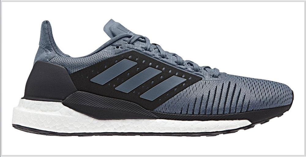 buy popular d57d2 a06ef 3) Soft, mild-support Cushioning adidas Solar Glide ST