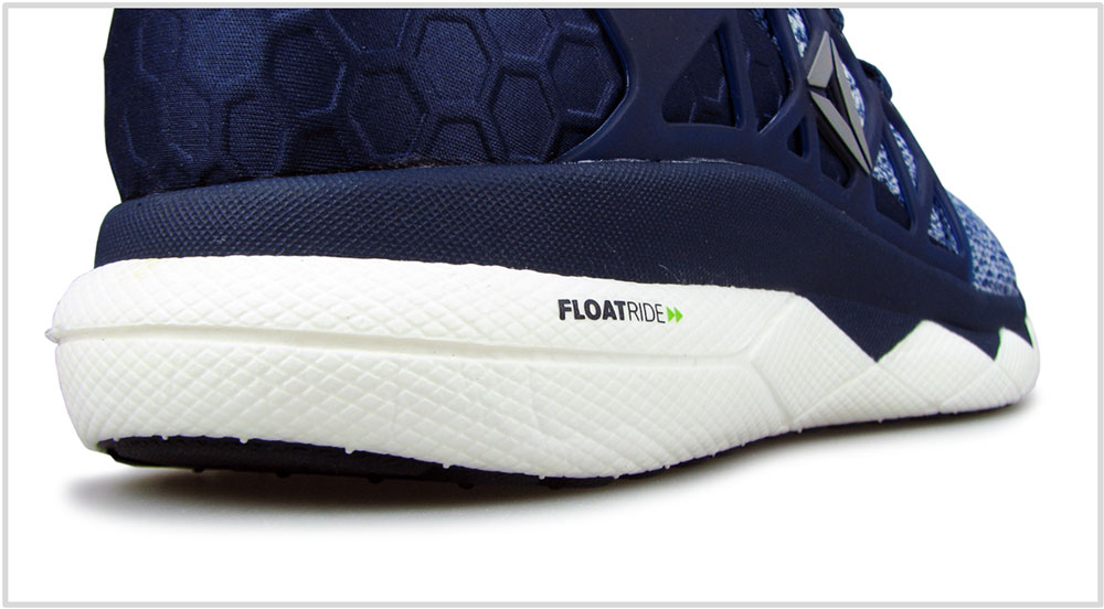 newest 35156 53ae9 Reebok Floatride Run midsole