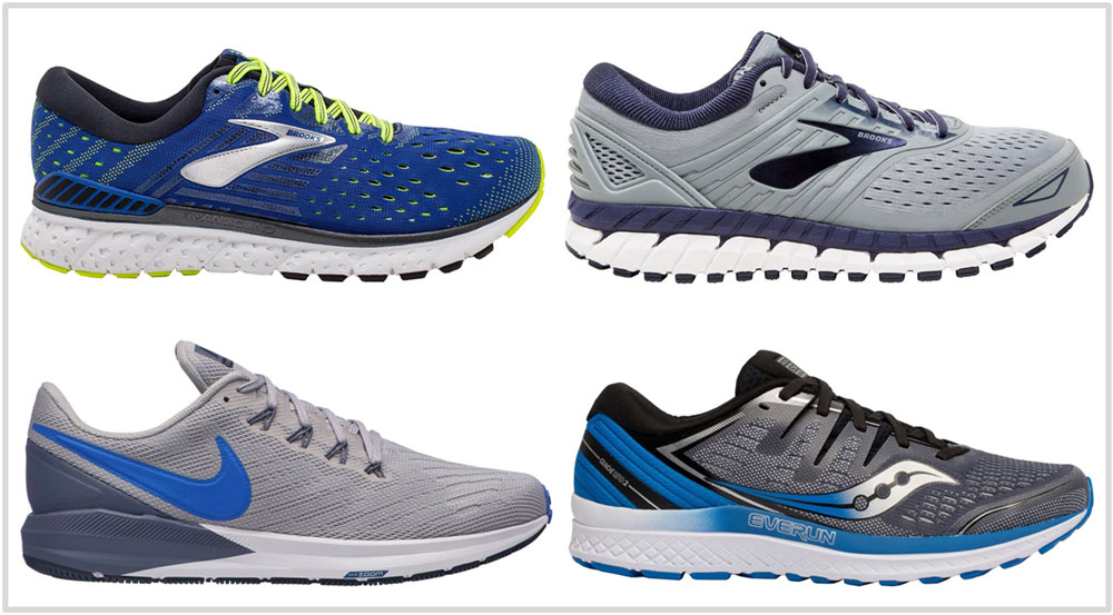 ab74e50e8d2f Best running shoes for flat feet – 2019 – Solereview