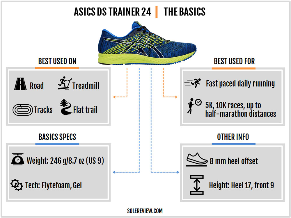 Asics Gel-DS Trainer 24 Review – Solereview