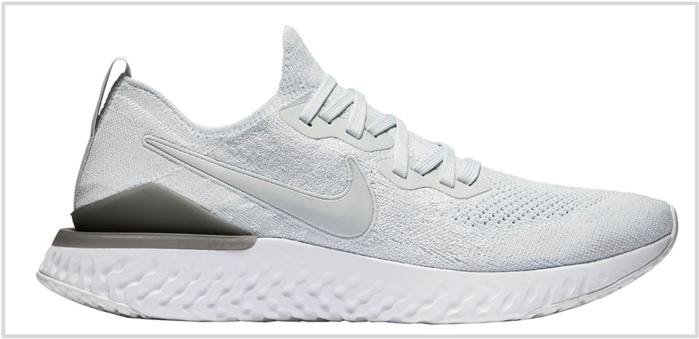 c6ad9107ede1 nike epic react flyknit black running shoes amazon Nike Epic React Flyknit  2 Review – Solereview