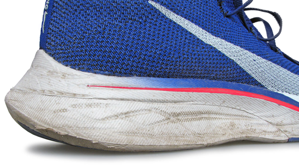 Nike_Vaporfly_4%_Flyknit_midsole_damage