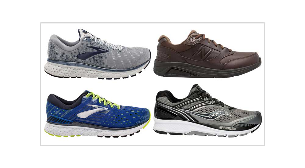 Best shoes for plantar fasciitis - 2019
