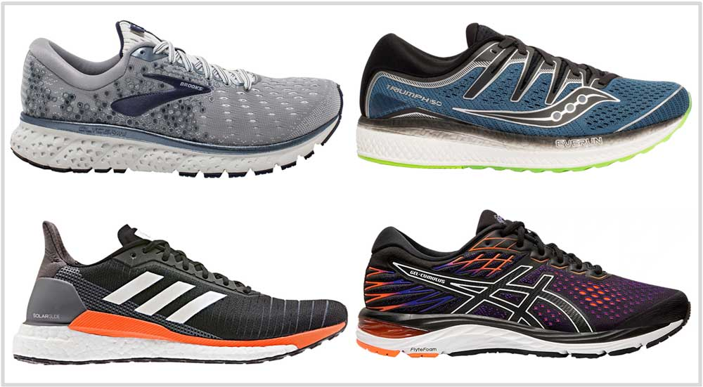 Best Cushioned Running Shoes 2020.Best Running Shoes For High Arches 2019 Solereview