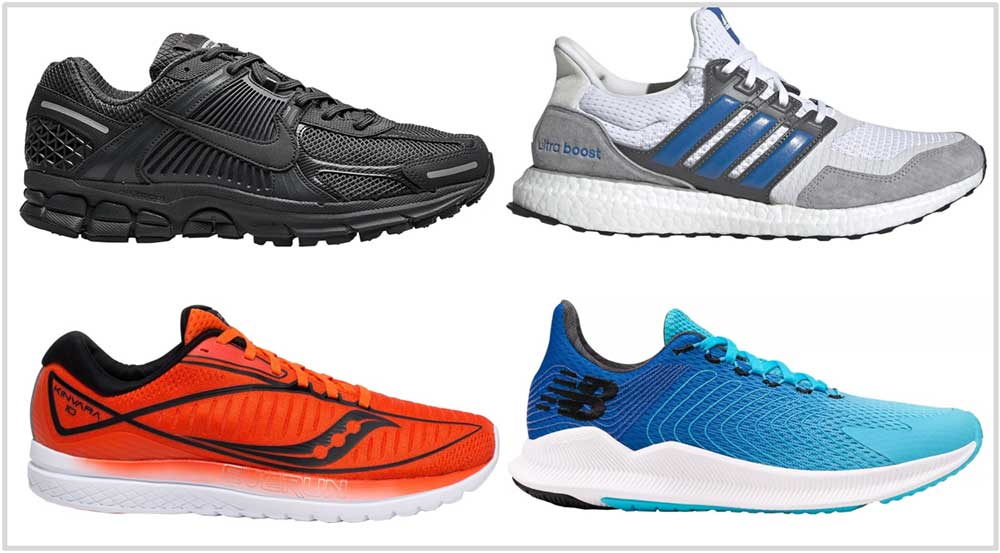 Most comfortable running shoes – 2019 – Solereview
