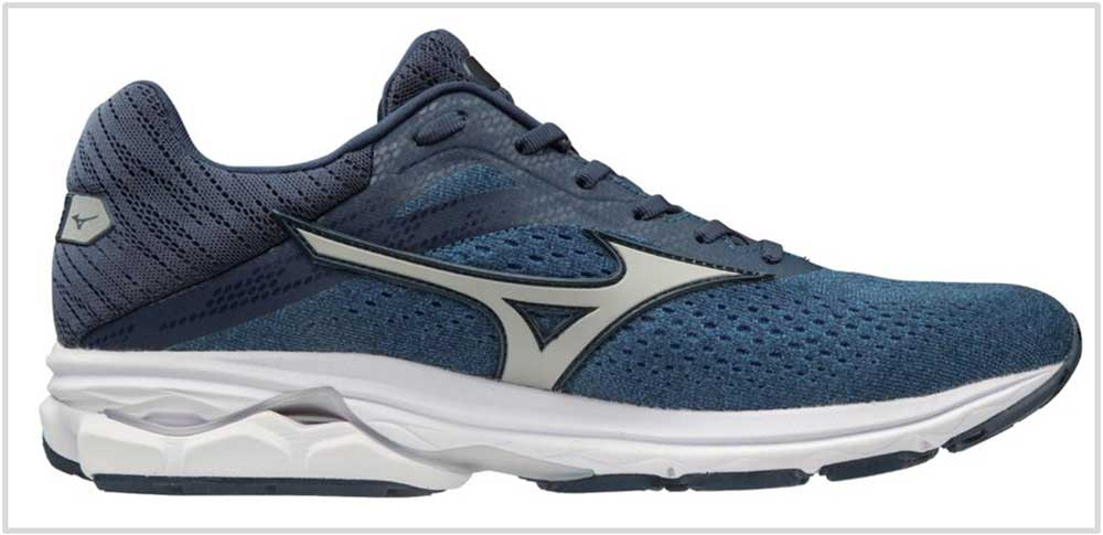 mens mizuno running shoes size 9.5 in usa en ropa