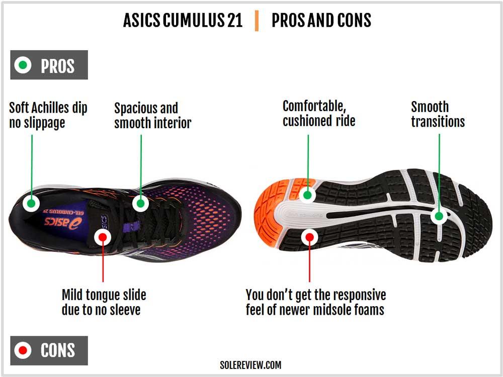 Asics_Cumulus_21_pros_and_cons