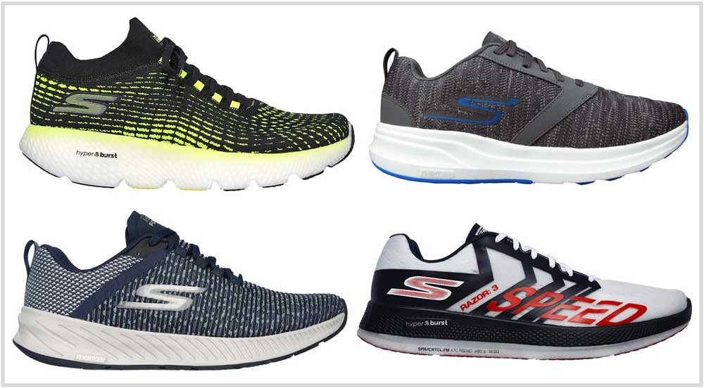 skechers footwear