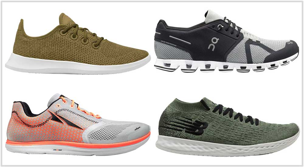 Best running shoes for traveling – 2019