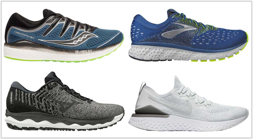 Nike, Salomon, Brooks, Altra: Top Runners Pick Shoes For