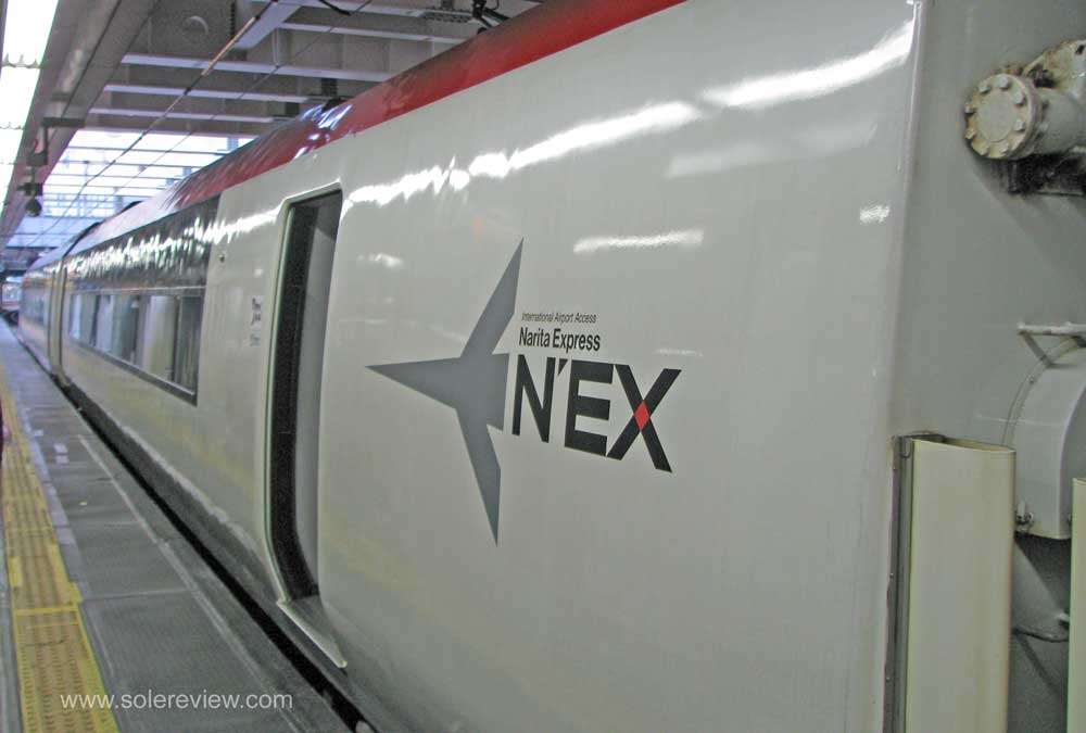 Travel_Picture_Narita_Express