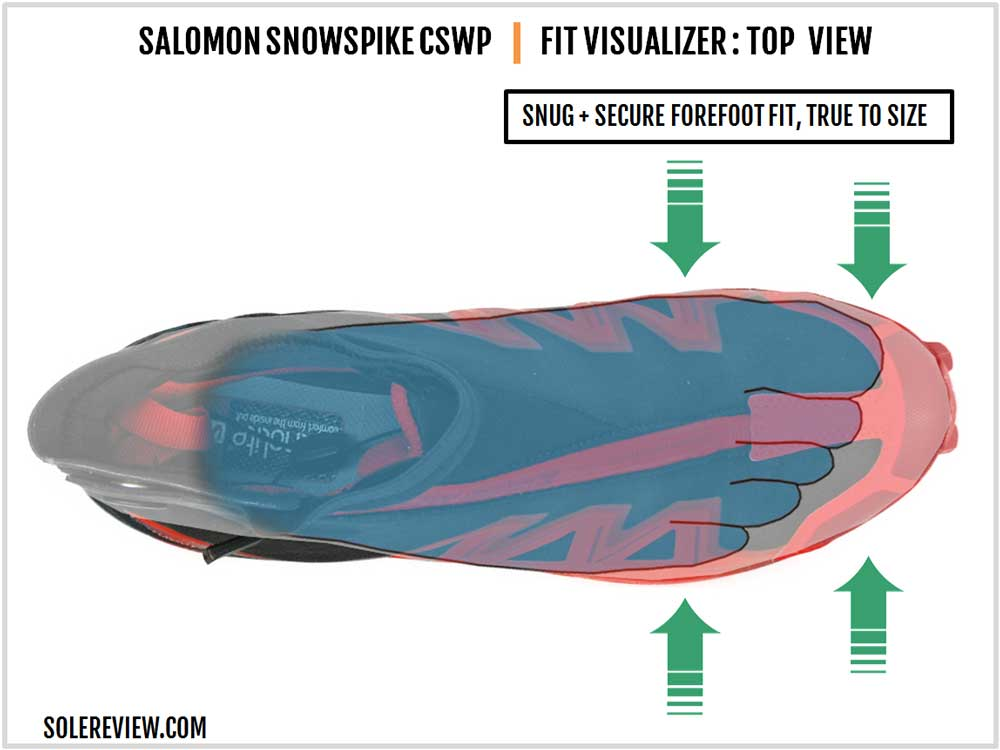 Salomon_Snowspike-upper-fit