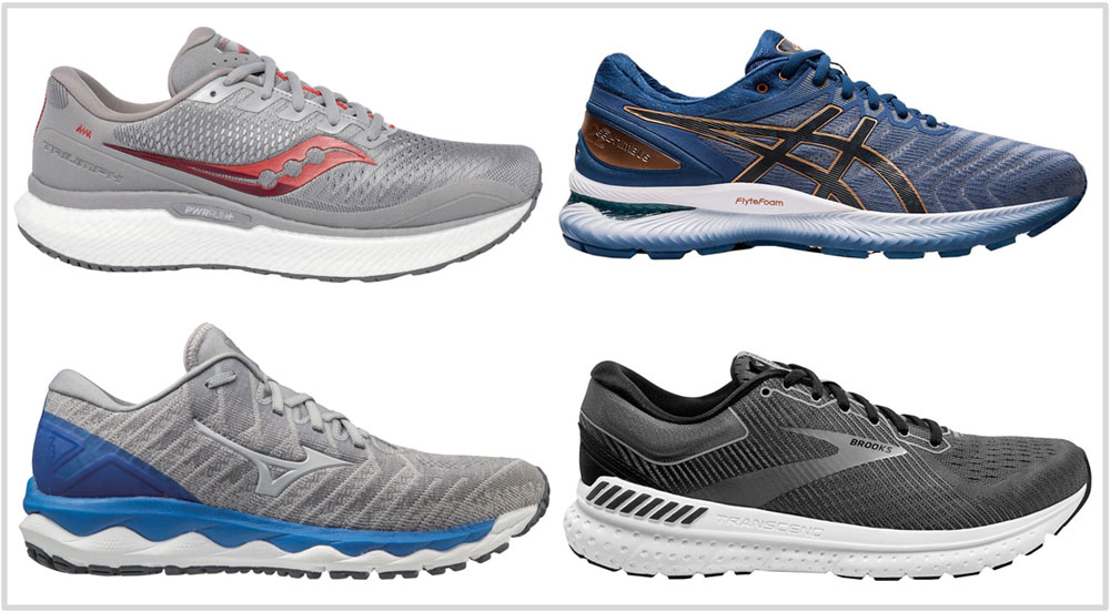 Innecesario Abstracción Brote  Best running shoes for heavy runners – Solereview
