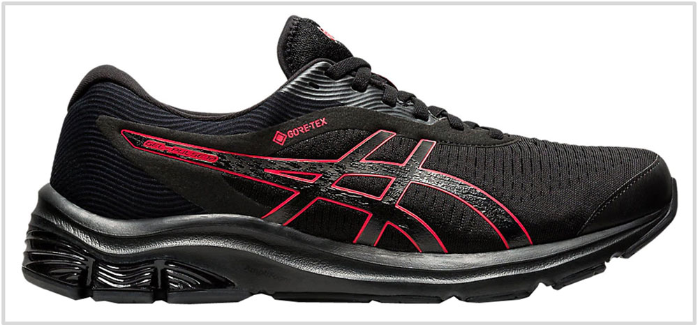 waterproof sports shoes