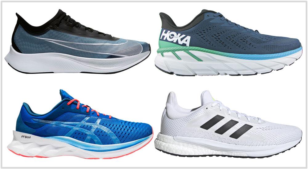 Best running shoes for marathons