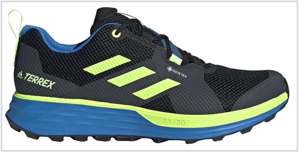 waterproof trail shoes