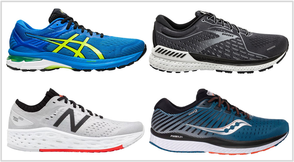 Best stability running shoes | Solereview