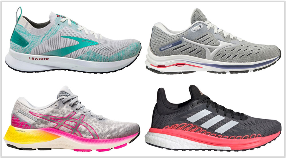 best mizuno shoes for walking exercise ladies 60s