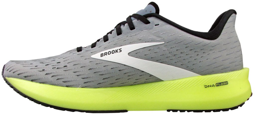 Upper of the Brooks Hyperion Tempo