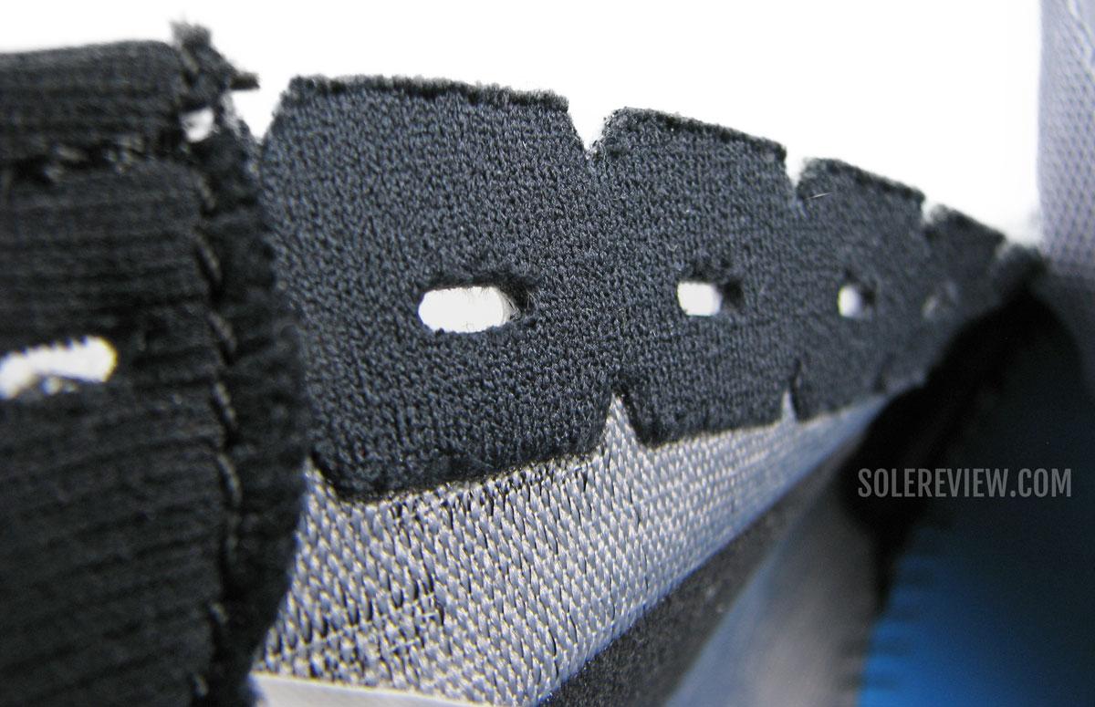Панель шнуровки Brooks Hyperion Tempo