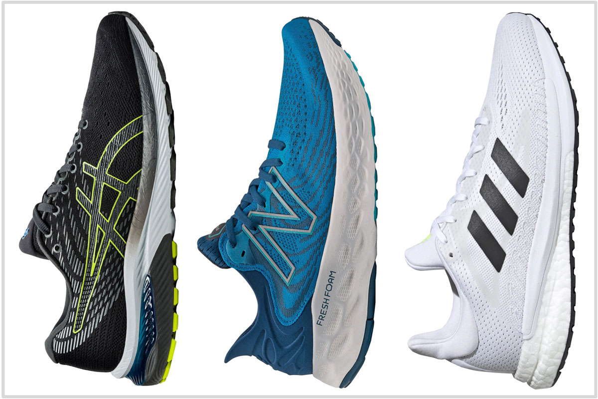 Best running shoes for high arches | Solereview
