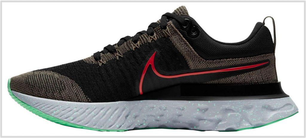 Nike React Infinity Run 2 upper