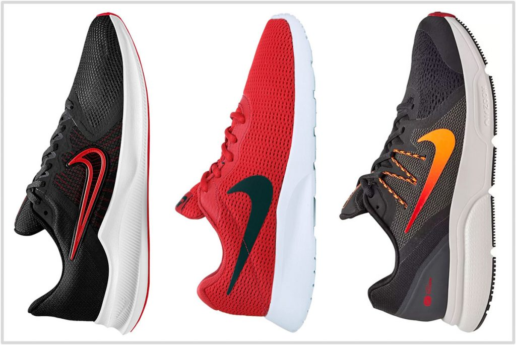 Affordable Nike running shoes