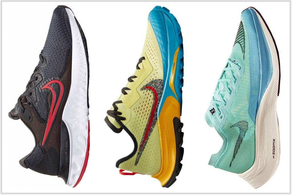 The best Nike running shoes