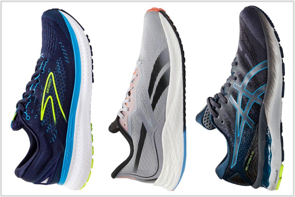 Best Running shoes for Heel strikers