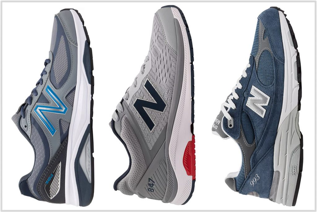Best made in USA running and walking shoes