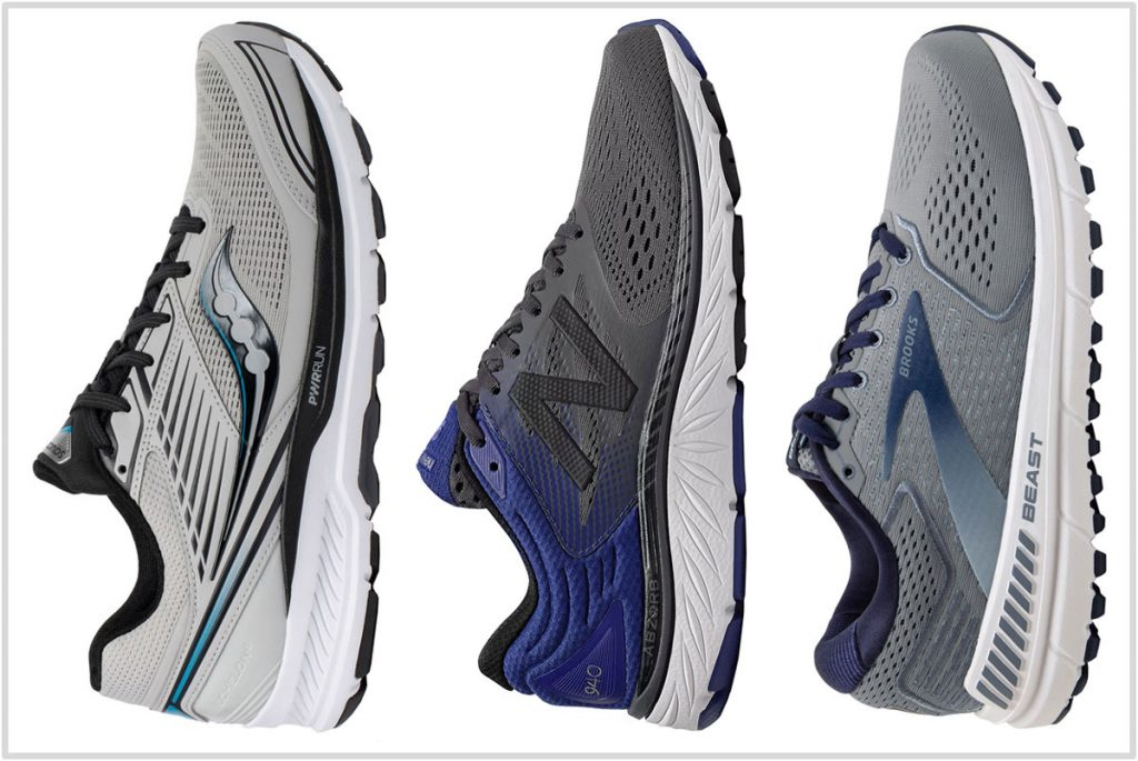 Best running shoes for Orthotics