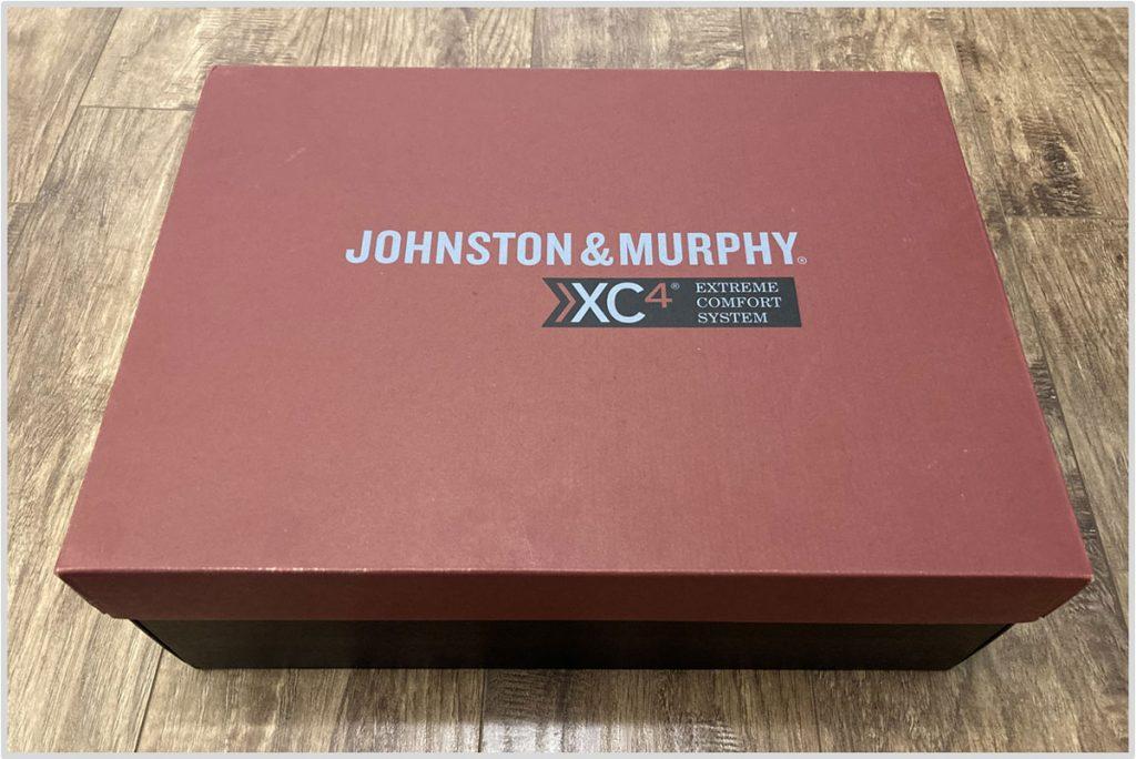 Johnston and Murphy Box