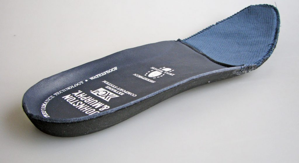 Johnston and Murphy Removable Insole