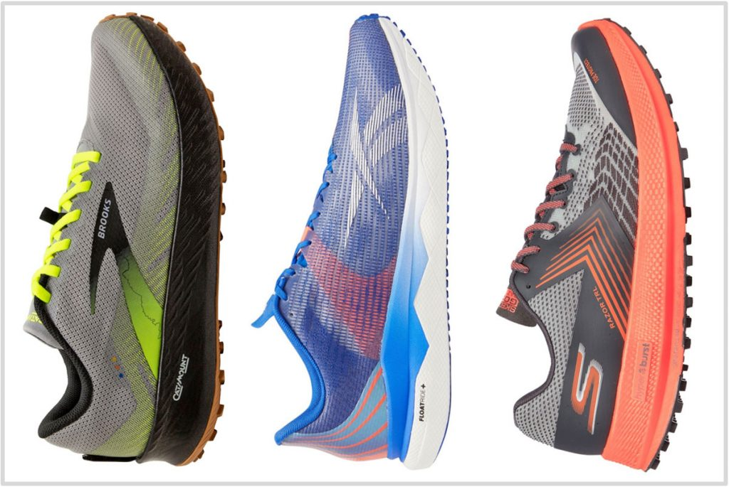 The lightest running shoes