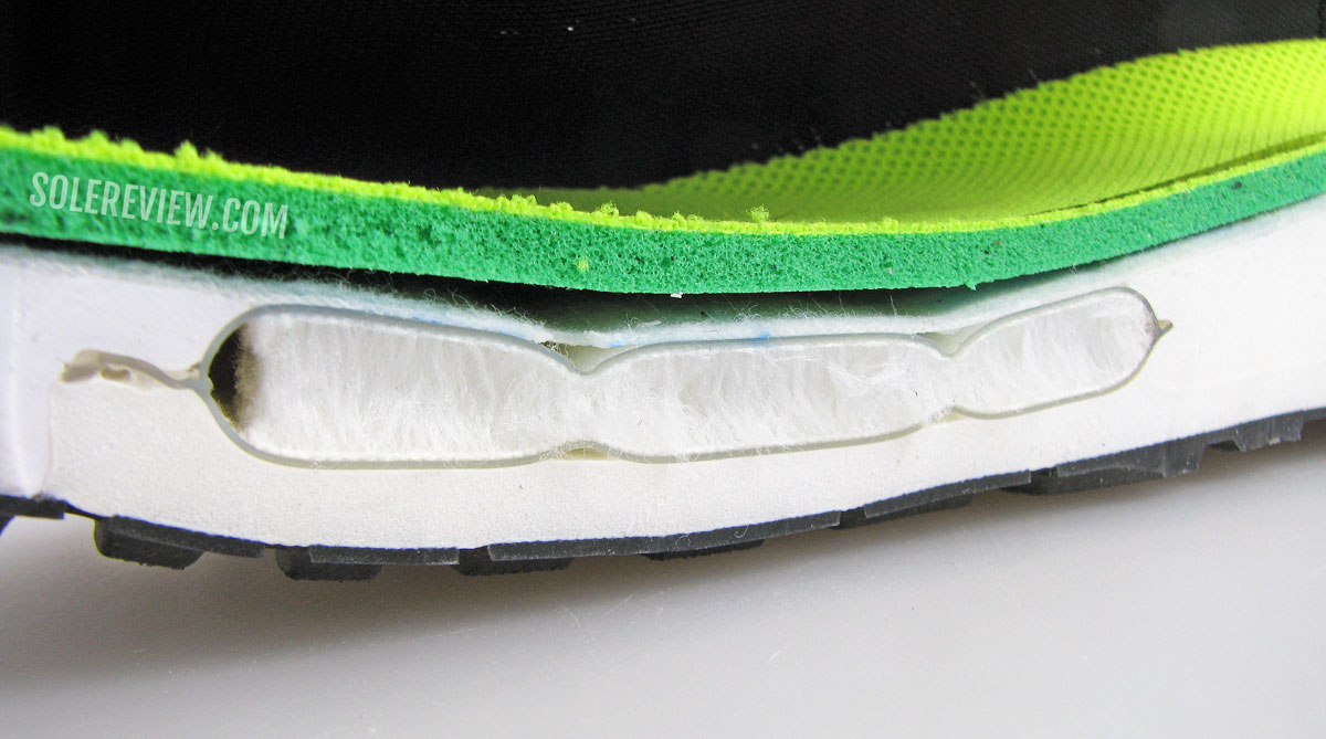 Nike Zoom Air в Vomero 15