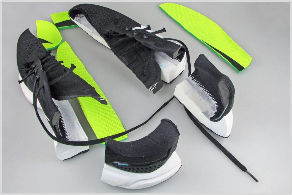 Nike Vomero 15 dissection