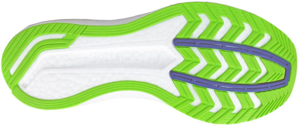 Saucony Endorphin Speed Outsole