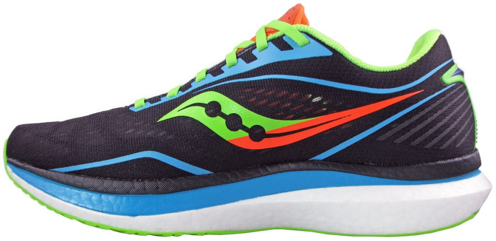 Saucony Endorphin Speed side view