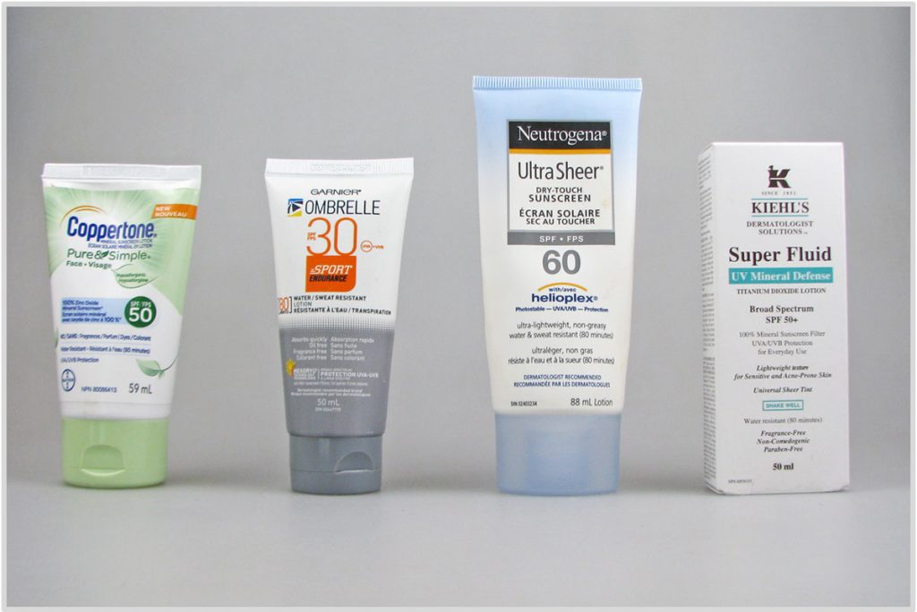 Best water resistant sunscreens for runners