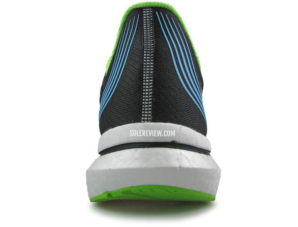 The heel midsole of the Saucony Endorphin Pro