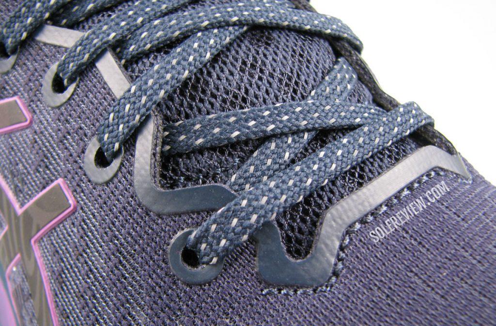Asics Glideride 2 laces