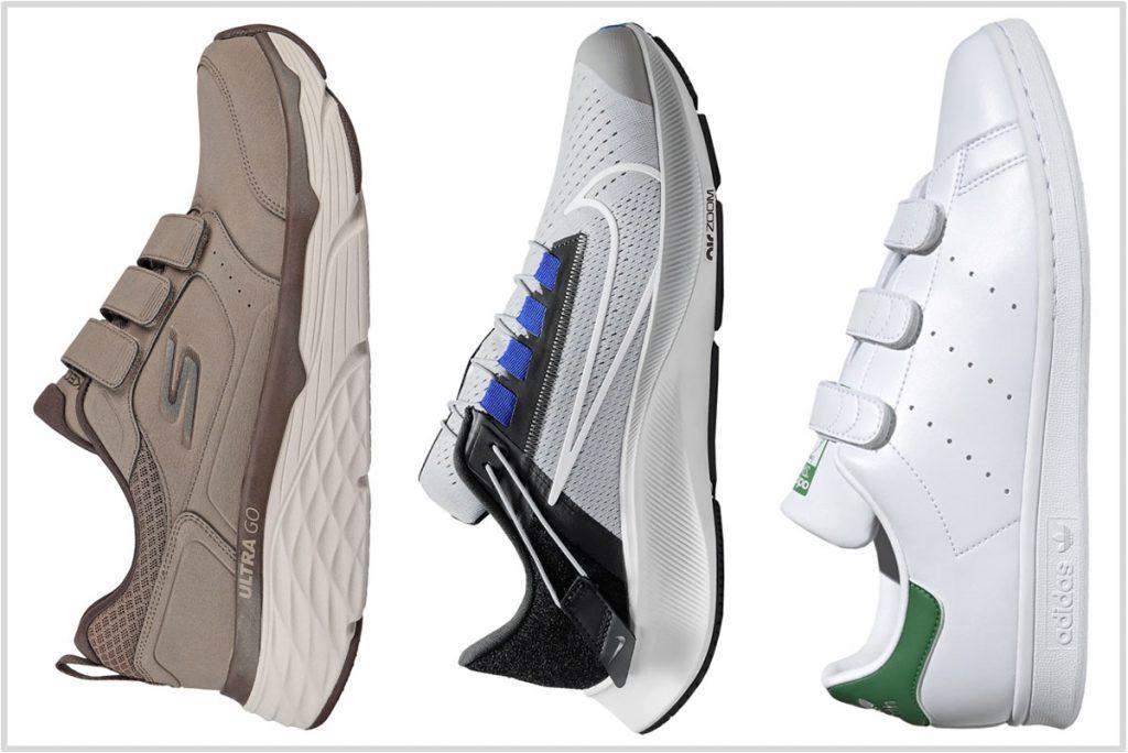Best Velcro running walking shoes 2021