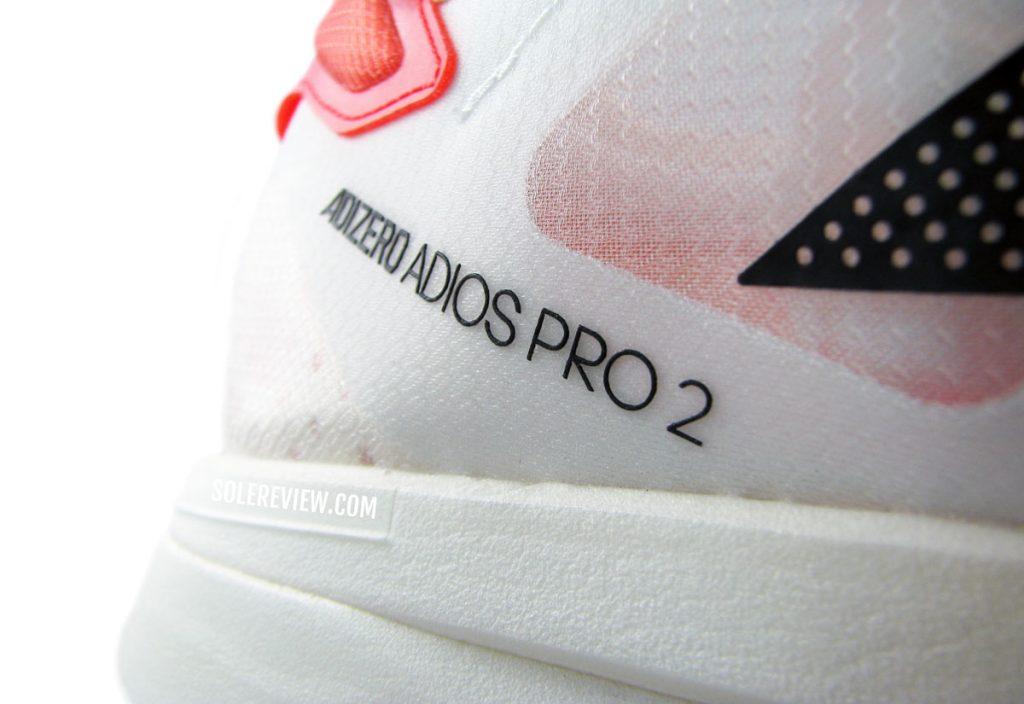 adidas adizero adios Pro V2