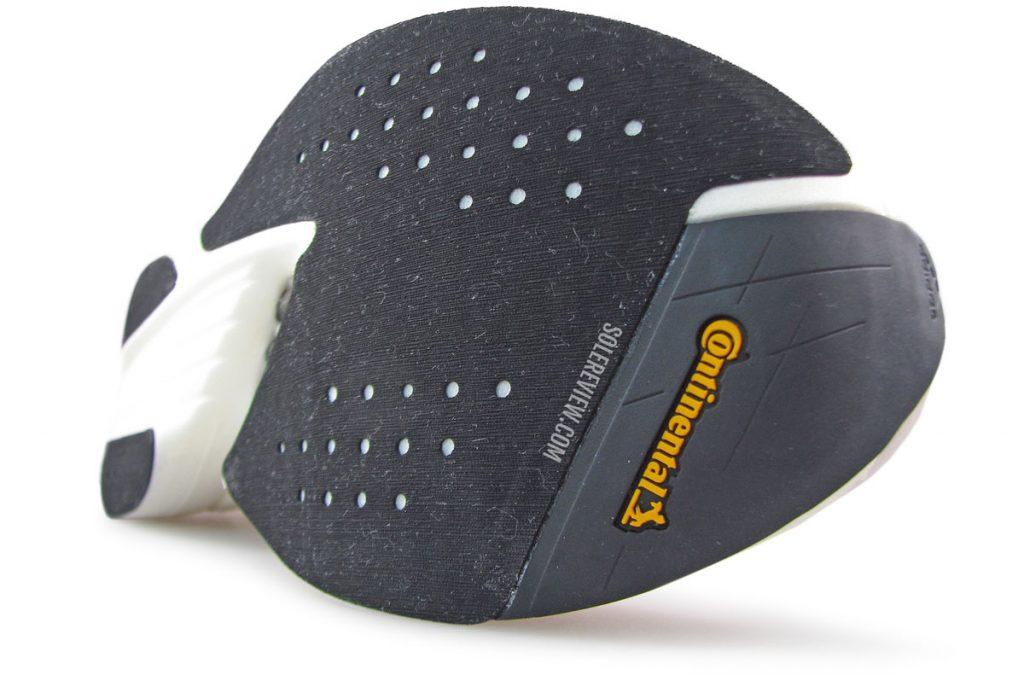 The outsole of the adidas adizero adios Pro 2