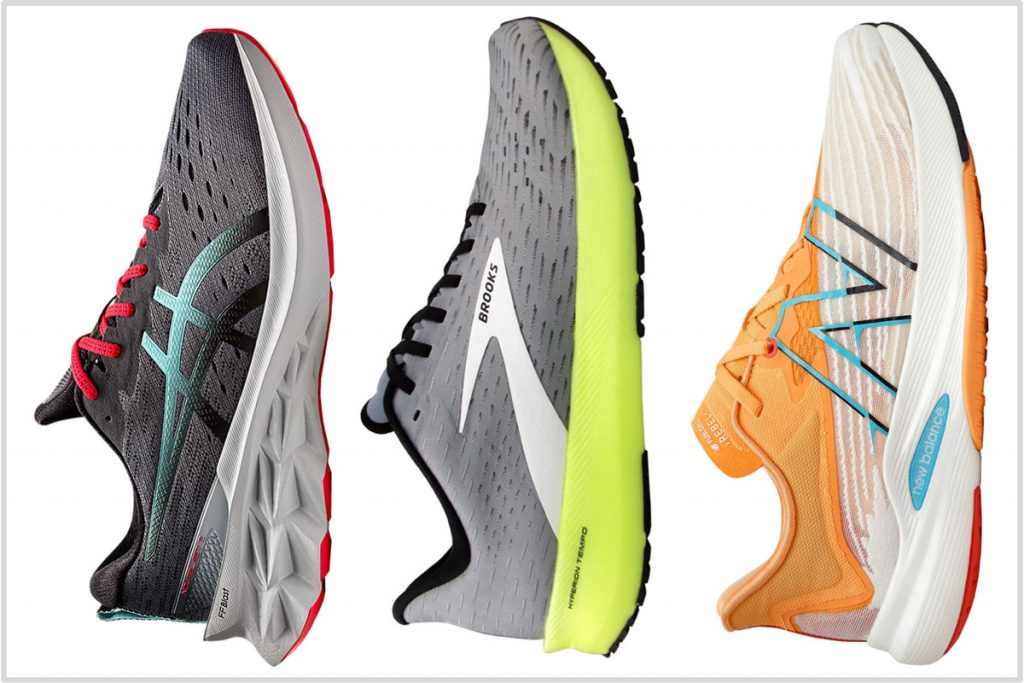 Best running shoes for mid and forefoot strikers